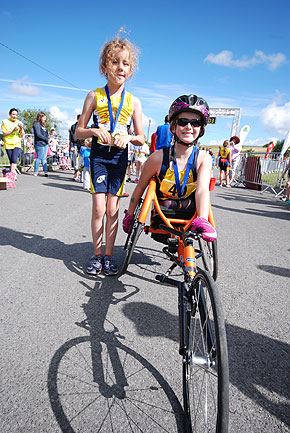 Loughrea Sprint Triathlon - Junior Races