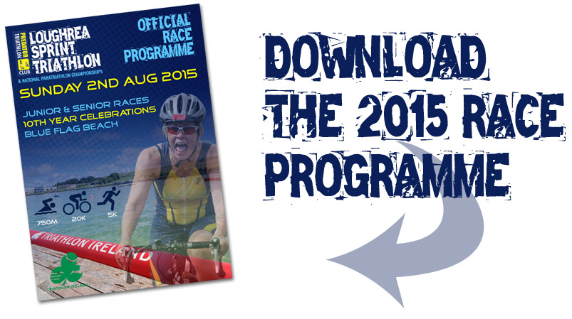 Download the race programme...
