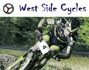 Bike Sponsor: West Side Cycles